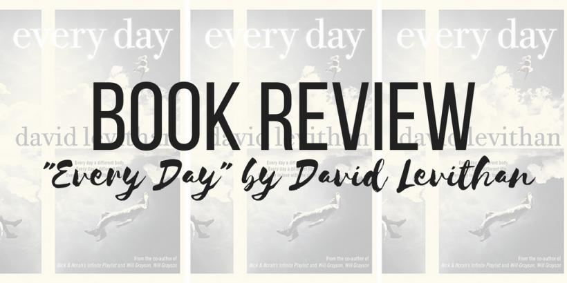 Every Day David Levithan Book Review