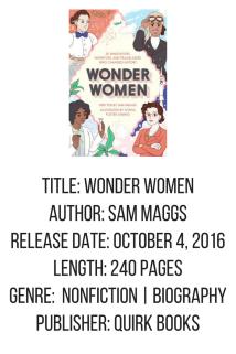 Wonder Women Sam Maggs